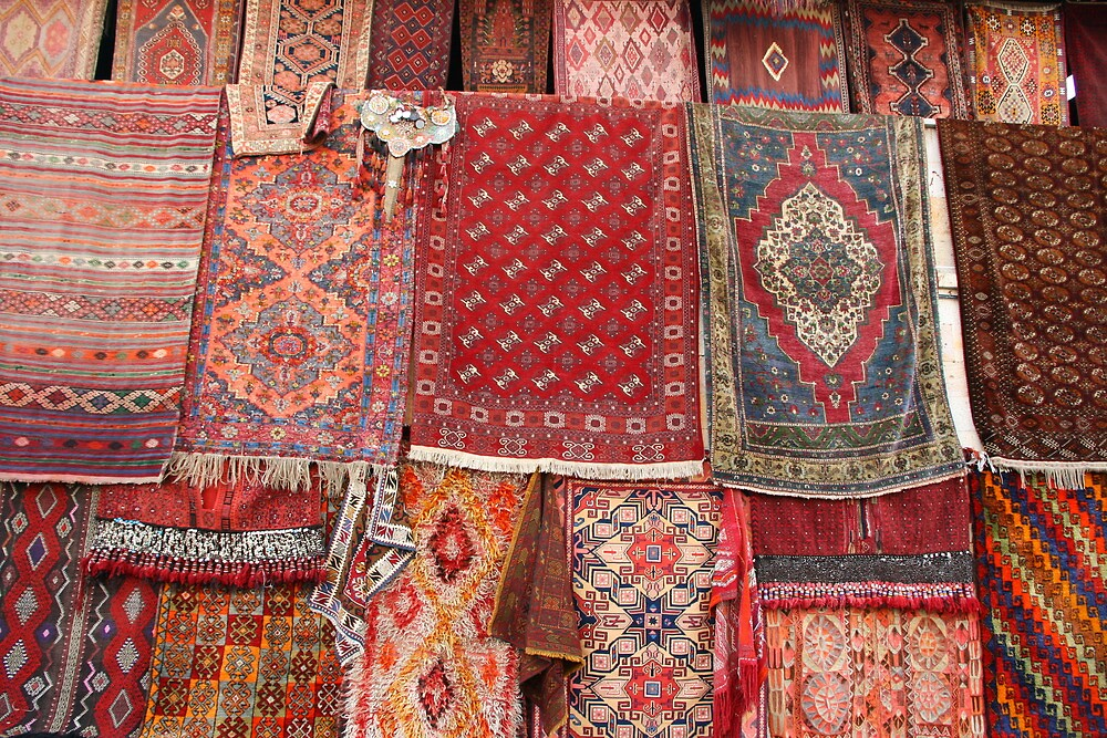 Turkish rugs by Michelle Thomson