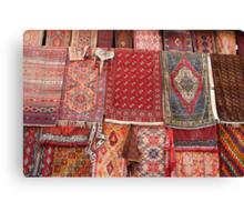 Turkish rugs Canvas Print