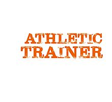 Smart Good Looking Athlete Trainer Photographic Print