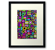 Licorice Allsorts II [iPad / iPhone / iPod case] Framed Print