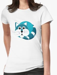 Cool Cat Puss - T Shirt T-Shirt
