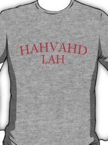 Hahvahd Lah T-Shirt