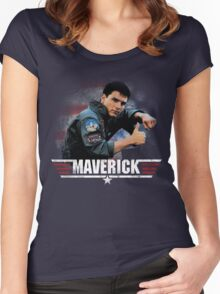Top Gun: Maverick Women's Fitted Scoop T-Shirt