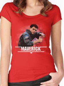 Top Gun: Maverick Women's Fitted Scoop T-Shirt