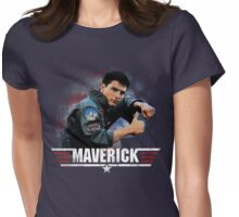 Top Gun: Maverick Womens Fitted T-Shirt