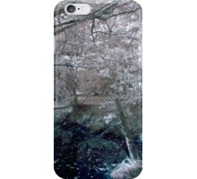 Infrared by the Stream iPhone Case/Skin
