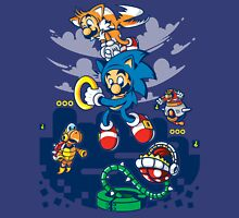 Super Sonic Bros. T-Shirt