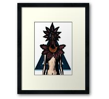 Queen Of The Clouds Framed Print