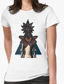 Queen Of The Clouds Womens Fitted T-Shirt