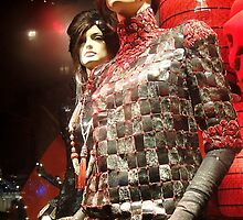 Parisian mannequins by triciamary
