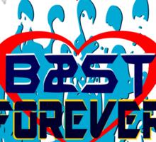 ㋡♥♫Love B2ST Forever Splendiferous Clothes & Stickers♪♥㋡ Sticker