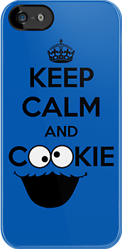 Keep Calm and Cookie by FC Designs