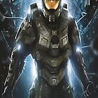Halo 4 John by halljl