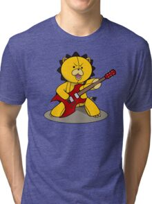 Rock iCon Tri-blend T-Shirt