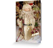 Ho-ho-ho Greeting Card