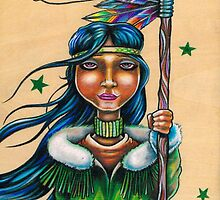 Princess Prophetess by Bryan Collins