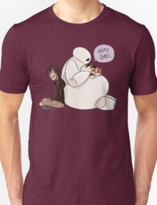 Hairy Baby - Baymax - BigHero 6 T-Shirt