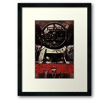 Tank Engine Framed Print
