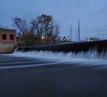 Fisherman's Park Dam  by LynnRoebuck