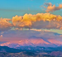 Colorado Twin Peaks Gold by Bo Insogna