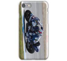 Randy De Puniet in Jerez 2012 iPhone Case/Skin