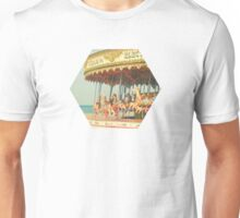 Seaside Carousel Unisex T-Shirt