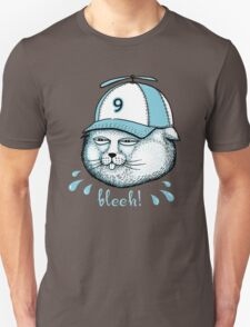 I got 9 lives, Bleeh! Unisex T-Shirt