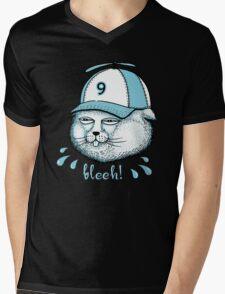 I got 9 lives, Bleeh! Mens V-Neck T-Shirt