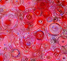 Red Counterpoint by Regina Valluzzi