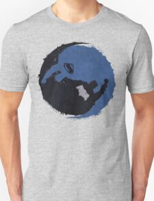 Black Vs Blue, Day Vs Night! T-Shirt