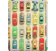 Car Park iPad Case/Skin