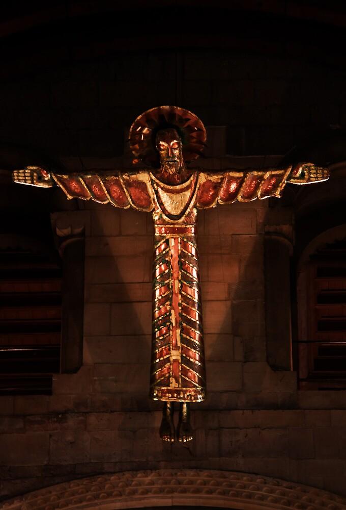 Southwell Minster-Crucifix by jasminewang