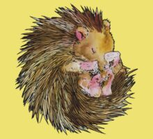 Sophie the Sleepy Hedgehog Kids Tee
