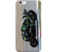 Cal Crutchlow in Jerez 2012 iPhone Case/Skin