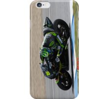 Cal Crutchlow in Jerez 2012 iPhone Case/Skin