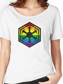 Rainbow Sith Women's Relaxed Fit T-Shirt