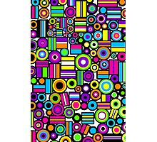 Licorice Allsorts I [iPad / iPhone / iPod case] Photographic Print