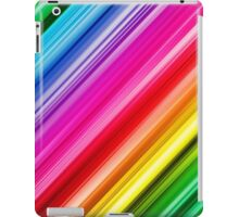 TILTED RAINBOW iPad Case/Skin