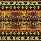TRIBAL STRIPES by monkeydesigns4u