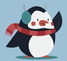 penguin by TolgaSARAC57