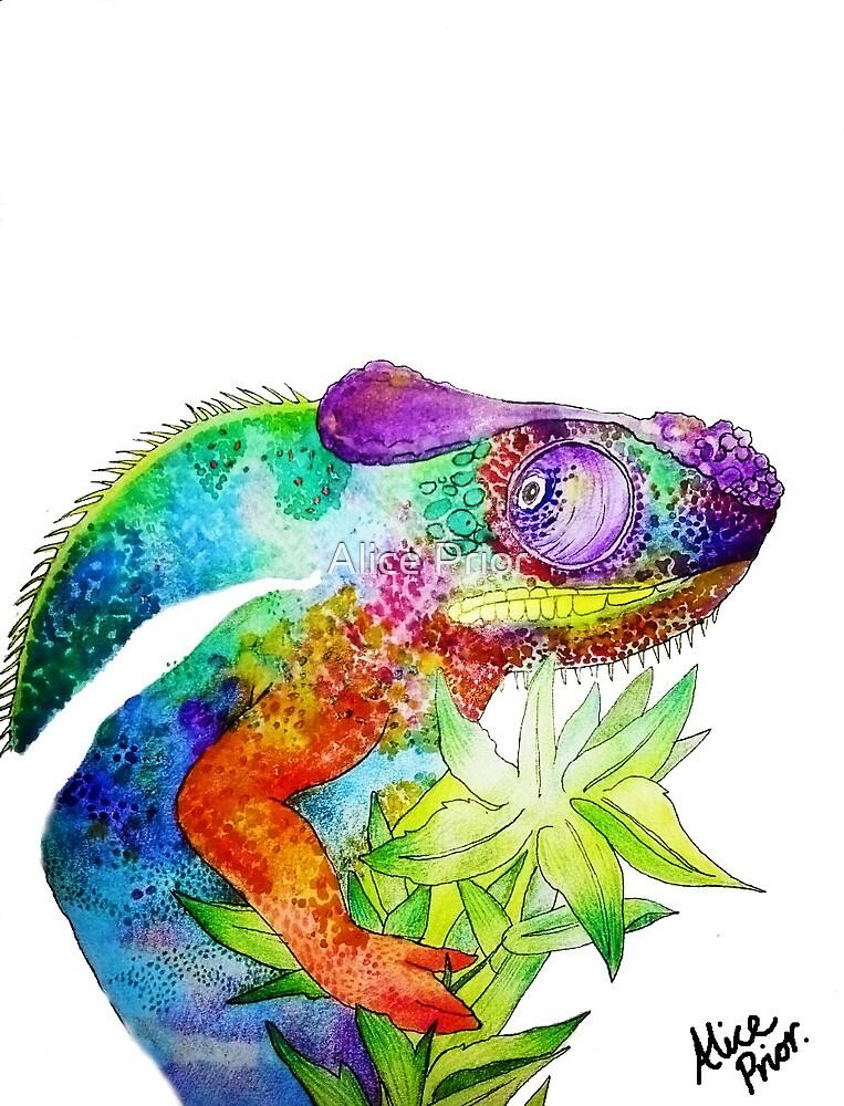 chameleon  by Alice Prior