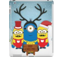 Three Brothers Despicable iPad Case/Skin