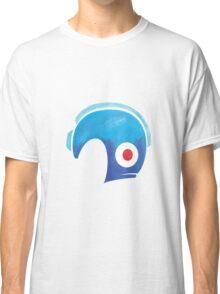 Mega Man Helmet Shirt or Hoodie Classic T-Shirt