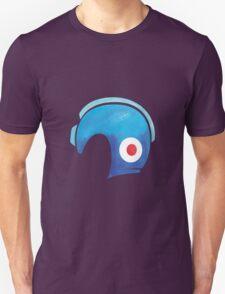 Mega Man Helmet Shirt or Hoodie Unisex T-Shirt
