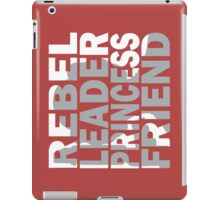 Leia (Friend Variant) iPad Case/Skin