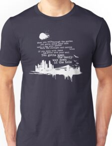 """Way Down In The Hole"""" - The Wire - Light Unisex T-Shirt"""
