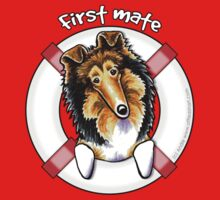 Collie :: First Mate by offleashart
