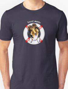 Collie :: First Mate T-Shirt