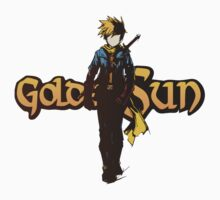 Matthew - Golden Sun One Piece - Short Sleeve