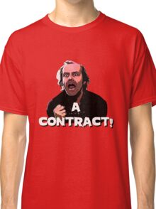 A CONTRACT! The Shining Classic T-Shirt